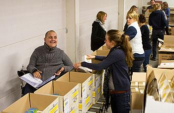 hij voelt zich door zijn baan bij Brandwijk een volwaardig werknemer op de arbeidsmarkt en lid van de maatschappij.