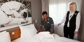 """Inntel Hotels Resort Zutphen: """"Ik kan het alle ondernemers aanraden om mensen met speciale talenten een kans te geven."""""""