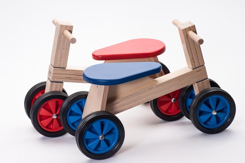 Ado speelgoed loopfiets