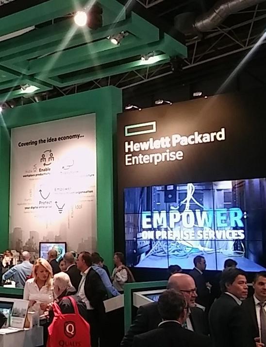 Hewlett Packard Enterprise - De Normaalste Zaak