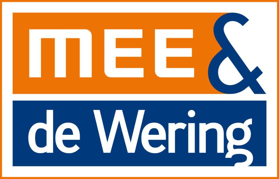 mee en de wering logo