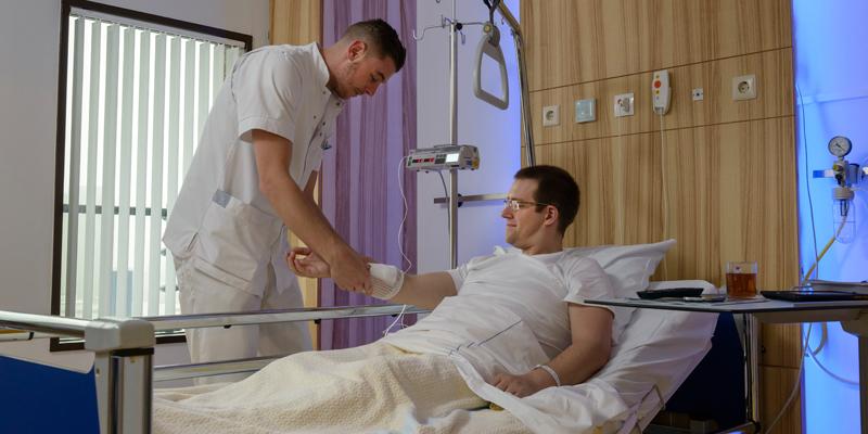 lumc-patientenkamer