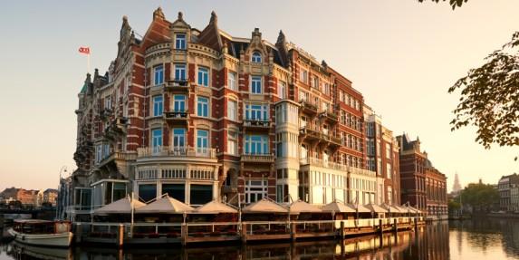 Exterior De L'Europe Amsterdam