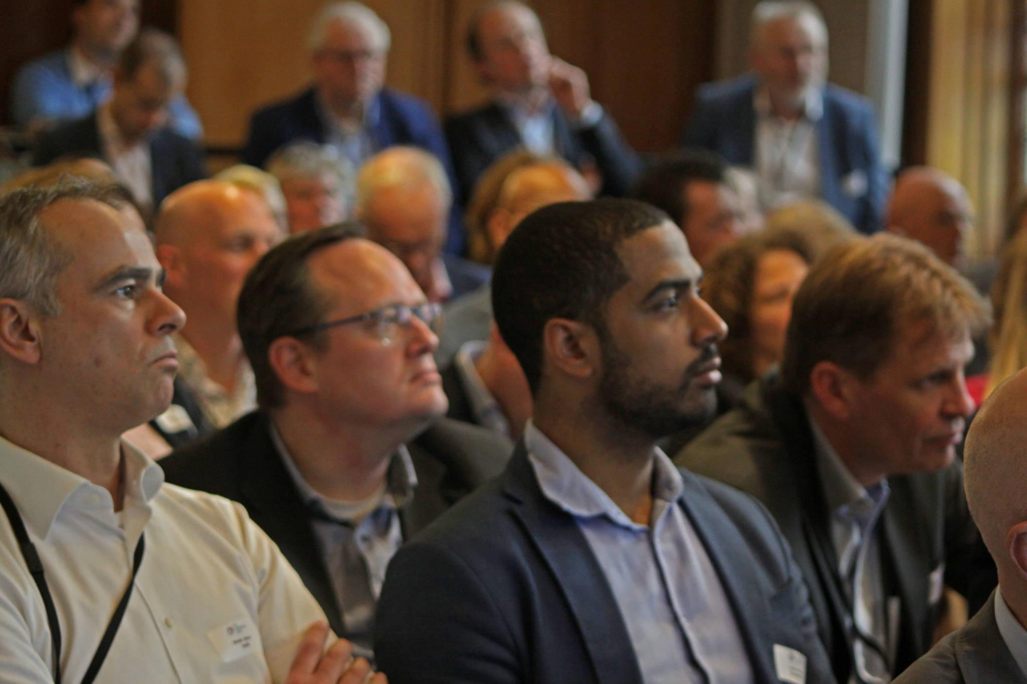 Werkconferentie met wethouders